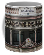Paris Pool Hall Coffee Mug