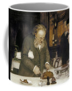 Paris: Restaurant, C1890 Coffee Mug