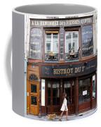 Paris Street Life 2 Coffee Mug