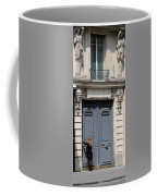 Paris Street Life 3 Coffee Mug
