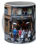 Paris Street Life 4 Coffee Mug