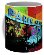 Paris Style Coffee Mug