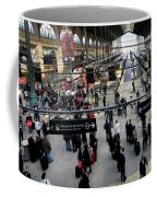 Paris Train Station Coffee Mug