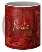 Paris - V01ct1at2cc Coffee Mug