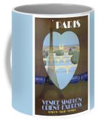 Paris Venice Railway, Orient Express Coffee Mug