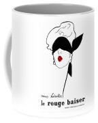 Paris Vintage Fashion Coffee Mug