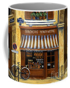 Parisian Bistro And Butcher Shop Coffee Mug
