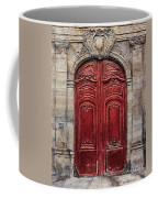 Parisian Door No.49 Coffee Mug