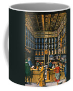 Parisian Pharmacy, 1624 Coffee Mug