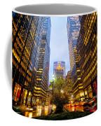 Park Avenue Nyc Coffee Mug
