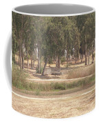 Park Near The Source Of The Yarkon River Coffee Mug