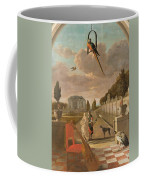 Park With Country House, Jan Weenix, 1670 - 1719 Coffee Mug