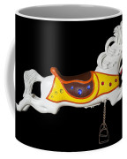 Parker Flying Carousel Horse 2 Coffee Mug