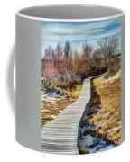 Parker River Nwr Boardwalk Coffee Mug
