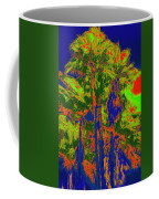 Parking Lot Palms 1 15 Coffee Mug