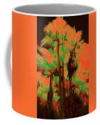 Parking Lot Palms 1 6 Coffee Mug
