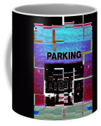 Parking Coffee Mug
