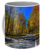 Parkway Road Nc Coffee Mug