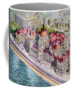 Parliment Of Hungary Coffee Mug