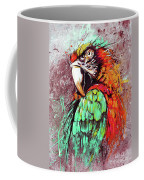 Parrot Art 09i Coffee Mug
