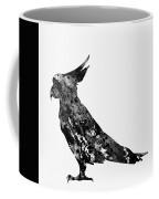 Parrot-black Coffee Mug