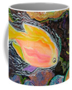 Parrot Fish Are Transgendered  Coffee Mug