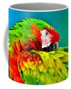 Parrot Time 2 Coffee Mug
