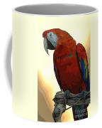 Parrot Watching Coffee Mug