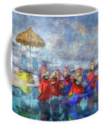 Parrots In Paradise Coffee Mug