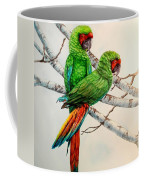 Parrots Coffee Mug