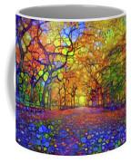 Park In Autumn Coffee Mug