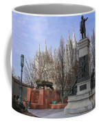 Part Of Temple Square Coffee Mug