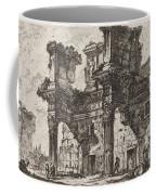 Parte Di Foro Di Nerva Coffee Mug