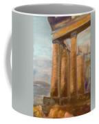 Parthenon Coffee Mug