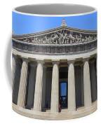 Parthenon Nashville 5 Coffee Mug
