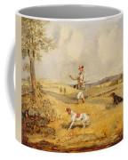 Partridge Shooting  Coffee Mug