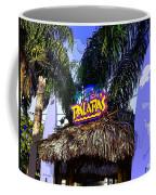 Party At Palapas Coffee Mug