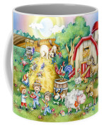 Party At The Farm Coffee Mug