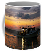 Party Boat Coffee Mug