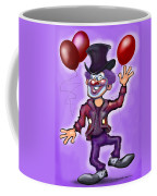 Party Clown Coffee Mug