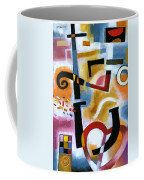 Party In The Kitchen Coffee Mug