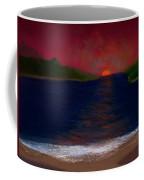 Passageway Sunset Coffee Mug