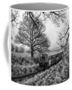 Passenger Train Travel Coffee Mug
