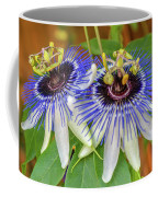Passion Flower Power Coffee Mug
