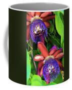 Passion Flower Ver. 12 Coffee Mug