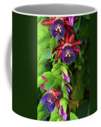 Passion Flower Ver. 16 Coffee Mug