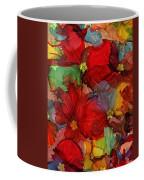 Passion Of Flowers Coffee Mug