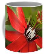 Passionate Flower Coffee Mug