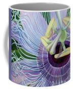 Passionflower Vine Coffee Mug