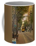 Past Meets Present Coffee Mug